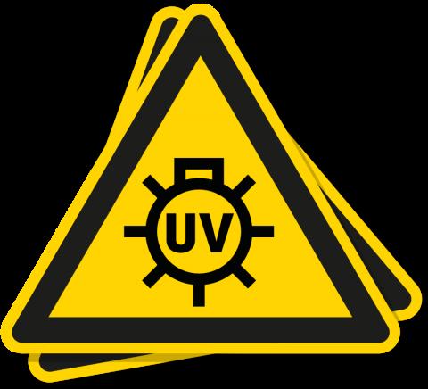 Sticker UV Lamp