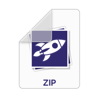 Template voor vierkante stickers